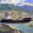 思い出の神戸港